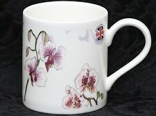 ROY KIRKHAM ORCHIDS Fine Bone China POP Mug #1