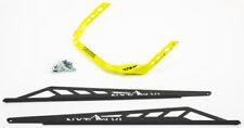 Skinz Protective Gear Rear Aluminum Bumper - Black/Lime Nxprb227-Fbk/Lt
