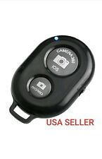 Wireless Camera Photo Bluetooth Remote Shutter for iPhone IOS Android Cell Phone