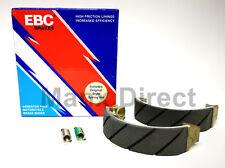 Honda C50 C70 C90 Cub EBC Grooved Brake Shoes & Springs Race Plop Enduro H303G