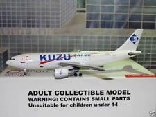 KUZU Cargo Airbus A300 (TC-KZT) White tail,,1:400 CJWings