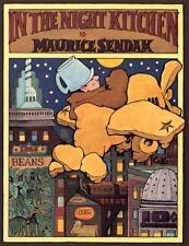 IN THE NIGHT KITCHEN (Brand New Paperback) Maurice Sendak
