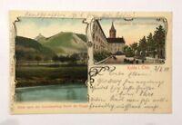Postkarte  Kahla i. Thüringen