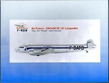 F-RSIN Models 1/144 SNCASE SE 161 LANGUEDOC Air France