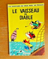 """Le Vieux NICK N°2 """"Le vaisseau du Diable"""" 1964 par REMACLE"""