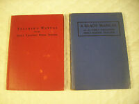 2 Lot Teacher's Manuals Daily Vacation Bible School  1927 1938 GC 121M