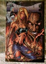 Darkchylde #5  Image Comics ,(1997) Bad Girl comic, RANDY QUEEN, FINE CONDITION
