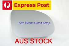 RIGHT DRIVER SIDE SKODA SUPERB 2002-2008 MIRROR GLASS WITH HEATED BACK PLATE