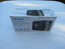 Afmat Heavy Duty Classroom Electric Pencil Sharpener Ps13 Brand New In Box