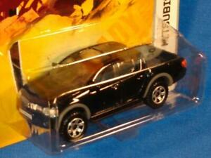 2008 Matchbox MITSUBISHI L200 Outdoor Sportsman Black, #90, MOC! PF1