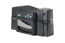 55310 DTC4500e | Double-sided ID Card Printer, USB + Ethernet, ISO Mag Encoding