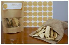 Greek Wild Porcini Dried Mushrooms Fungi In Slices 1500gr ( 52.91oz )
