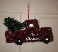 Kitchen Set CHRISTMAS Mistletoe Kisses Candy Cane 1 kitchen towel 2 potholders