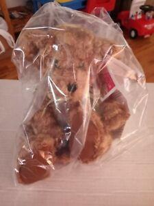 """Vtg 2002 Avon Collectible Talking Teddy Bear ~The Year Of The Teddy Bear~ 10"""""""