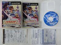 Virtua Fighter Cyber Generation GC SEGA Nintendo Gamecube From Japan