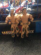 Wwe Jakks Johnny Nitro/ Joey Mercury ( MNM ) Figures
