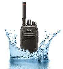 ICOM IC-F29SR2 UHF LICENSE FREE WATERPROOF HANDHELD TWO WAY RADIO