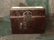 Original WW2 German Relic Box for Field Phone Mod.1933 Feldfernsprecher 33.