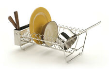 RSVP Endurance In-Sink Stainless Steel Dish Drying Rack