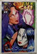Cyblade / Shi: The Battle for Independents #1 Signed Variant 1st Witchblade