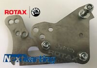 Rotax Max Evo Ignition Coil Mounting Plates Set.