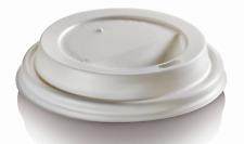 150 Deckel für Heißgetränkebecher 300-400 ml Durchmesser ca 9,3 cm CPLA Neu