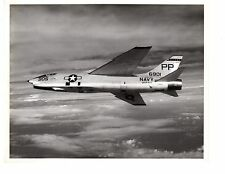 Vought Crusader F8 VFP-63 Coral Sea CV-43 Navy Fighter Aircraft Photo 8x10