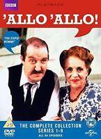 'Allo 'Allo! COMPLETE COLLECTION SERIES 1-9