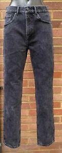 Alexander Wang High Waist Straight Leg Jeans SIZE W32