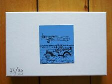 JUILLARD - Petite Boite MEZEK 3 serigraphies - 99 ex.