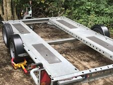 Brian James Micro Max Trailer ( Smart car trailer) Good condition, tie-downs inc