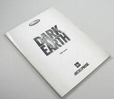 Original Handbuch Anleitung Manual zu Dark Earth in Deutsch PC
