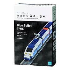 Nano Gauge Blue Ballet Train nGT-010 Kawada Nano Block from Japan*
