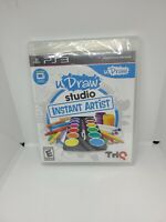 uDraw Studio: Instant Artist - Playstation 3 PS3 Video Game New and Sealed