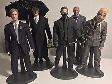 Custom: Batman (Nolan's) - Harvey, Alfred, Ra's, Lucius & Scarecrow 1/6 Scale