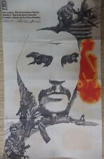 OSPAAAL Original Political Poster Che Guevara Day Of Heroic Guerrilla 1971
