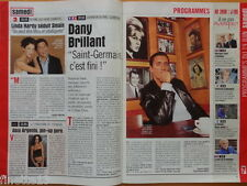 DANY BRILLANT / LINDA HARDY Miss France Coupure de presse 1999 French Clippings