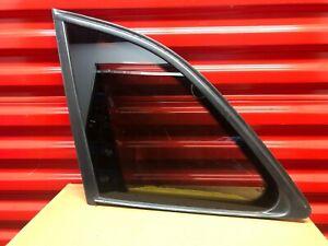 AUDI Q5 8R REAR LEFT DRIVER SIDE QUARTER WINDOW GLASS 8R0 845 299