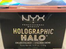 NYX Holographic Halo Cream Eyeliner HHCL01 Paliside Paradise FREE SHIPPING