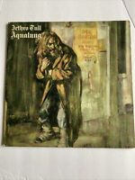 Vintage Jeffro Tull Aqua Long Music LP Vinyl Record Album