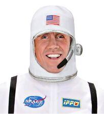 Astronaut Helmet Spaceman Men's Fancy Dress Hat