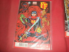 FF #5 Fantastic Four Mike Allred  Marvel NOW Comics 2013  NM