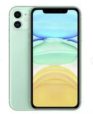 SIM Free iPhone 11 128GB Mobile Phone - Green New