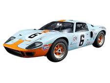 1969 FORD GT40 MKI #6 GULF 1969 LE MANS CHAMPION 1/12 CAR GMP FOR ACME M1201006