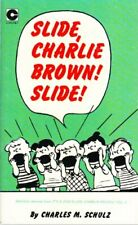 Slide, Charlie Brown, Slide (Coronet Books) by Schulz, Charles M. Paperback The