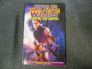 Star Wars Dark Horse Heir to the Empire Timothy Zahn Han Solo Leia Skywalker
