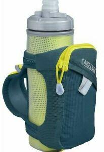 CamelBak Quick Grip Chill Handheld 2.0 Water Bottle 17oz Yellow/Blue