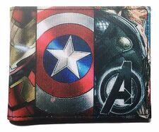 Marvel Comics The Avengers Civil War Bi-Fold WALLET