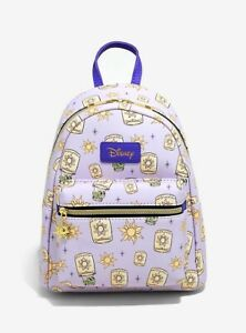 Loungefly Disney Tangled Lanterns Pascal Mini Backpack NWT Rapunzel