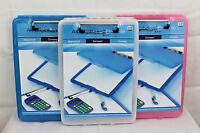 NEW A4 CLIPBOARD BOX FILE DURABLE WATERPROOF OUTDOOR FILING OFFICE STORAGE CASE